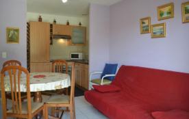 Résidence Cap Océan – Poséïdon - Villa-patio de 50 m² environ pour personnes située à 3500 m des ...