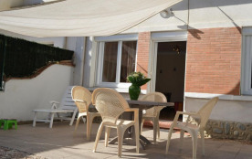 Maison 3 pièces - 65 m² environ - jusqu'à 6 personnes. À 200 m de la plage et du centre de la sta...