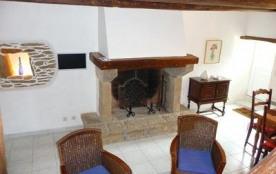 Quiberon - Quartier Roch Priol - Longère mitoyenn