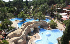Camping L'Hippocampe  5* - Mobil-home 6 personnes - LIFESTYLE HOLIDAYS 2 chambres, Saphir + Clim ...