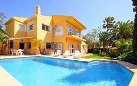 Villa AG12-Mez - Ravissante villa pour 12 personnes située à Javea.
