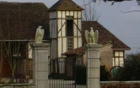 Le pigeonnier du domaine de Rizaucourt