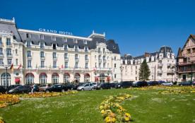 Duplex 100 m2 Résidence du grand Hotel Cabourg classé 4 étoiles (par étoile de France)