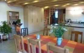 R.D.C.:zone salle à manger