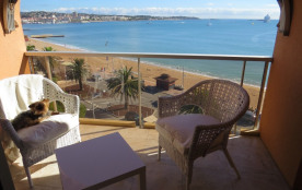 FACE PLAGE/MER- 8pers- 62m2- GARAGE - CLIM- WIFI