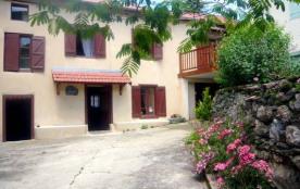 Maison indépendante 6 personnes à Ornolac - Ussat-les-bains.