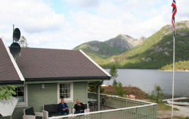 Maison pour 4 personnes à Jørpeland