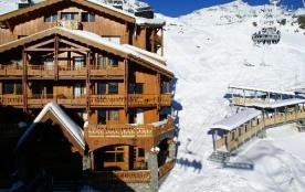 Chalet Val 2400 - Appartement 10 personnes