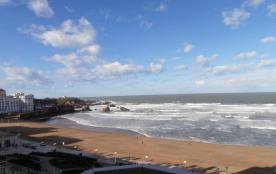 FR-1-3-325 - Résidence Victoria Surf 0506 : Accès direct plage et piscine front de mer