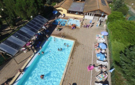 CAMPING L'OASIS, 41 emplacements, 30 locatifs