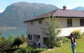 Appartement pour 2 personnes à Høyheimsvik