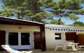 FR-1-357-26 - Pavillon T2 mezzanine, en plein coeur des pins