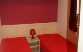 les charmettes-2nde chambre 2 lits