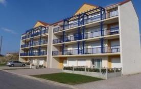 Appartement 2 chambres situé proche de la plage de Stella-plage.