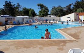 Camping La Pège, 70 emplacements, 30 locatifs
