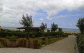 """""""LA PLAGE 1"""" - villa patio avec jardinet"""