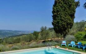 Maison pour 4 personnes à Greve in Chianti
