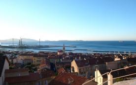 Belle vue baie de Marseille
