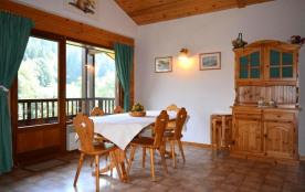 Le Grand Bornand 74 - Secteur Centre - Résidence Alpina B, appartement 4 pièces de 90 m² environ ...