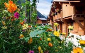 squarebreak, Chalet Skis aux pieds à Chamonix-Argentière
