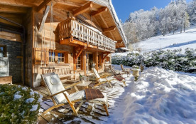 squarebreak, The Chalet of Your Dreams in Megeve