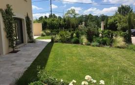 Jardin devant