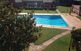 Bel appartement 2 chambres sur jardin et piscine Costa Brava