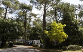 Camping Les Biches 5* - Mobil home Confort - 2 chambres - 4/5 personnes