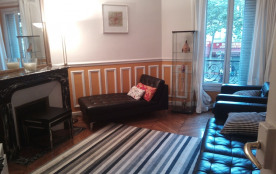 "Appartement 100m² "" Beau standing"" paris XVIIIeme"