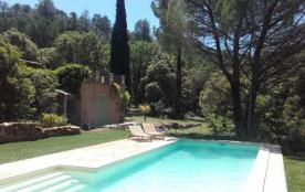 Gîtes de France Le Clos des Oliviers - En pleine campagne, maison individuelle sur un beau terrai...