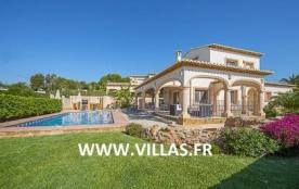 Villa OL Almen - Très belle villa de construction récente avec piscine privée.