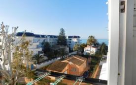 Moderno apartamento en la playa Els Molins