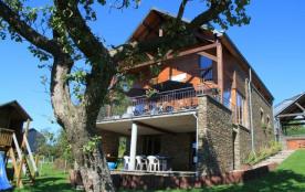 Chalet grand confort Vallée de la Semois région Bouillon