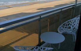 Luxe appartement op zeedijk met frontaal zeezicht (6p)
