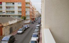 Appartement pour 3 personnes à Torrevieja