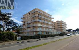 Appartement dans Résidence face mer , plage et commerces à pied