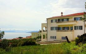 Appartement pour 2 personnes à Makarska