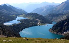 Lacs d'Aubert, d'Aumar et lacquettes
