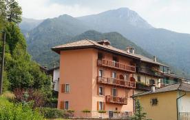 Appartement pour 5 personnes à Lago di Ledro