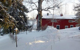 Studio pour 3 personnes à Jämijärvi