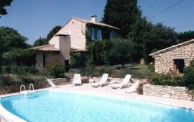 Vaucluse, Isle sur Sorgues, à 4km, Très belle maison de campagne en pierre du pays, piscine privé...