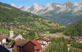 """A 13 km, Le Grand Bornand station familiale et son célèbre festival """" Au Bonh..."""