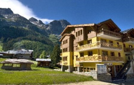 Résidence les Jardins de la Vanoise -appartement+cabine-BEQ-