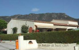 Villa mitoyenne Le LAVANDOU SAINT CLAIR 500m de la mer