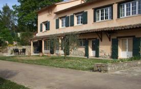 Gîtes de France Bas de villa des propriétaires.