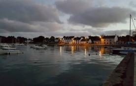 Gîte classé 3* situé au Logeo un joli petit port dans le Golfe du Morbihan - Sarzeau
