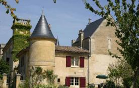 Mariage romantique à Bordeaux, dans un château 23 chambres, chapelle, piscine chauffée, WiFi, Dégustations - Tabanac