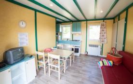 Camping Village de La Guyonnière - CHALET 32m²