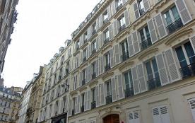 Appartement pour 2 personnes à Paris/17