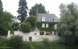 Face au château de St Aignan, maison de Maître - Noyers sur Cher